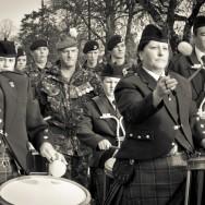Remembrance, 2012, Kilmarnock