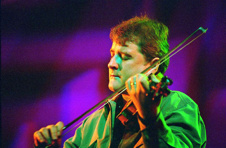 Altan Fiddler at the BBC Folk Awards