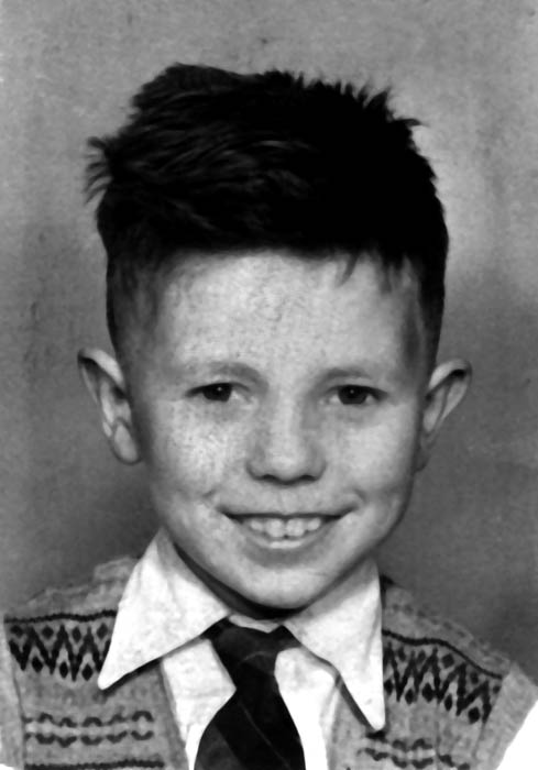 Pete Heywood - Schoolboy image
